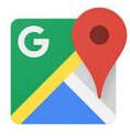 גוגל מפות לוגו